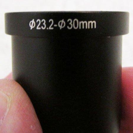 رابط 30 میلیمتری دوربین 5 مگاپیکسلی مخصوص انواع میکروسکوپ و استریو میکروسکوپ
