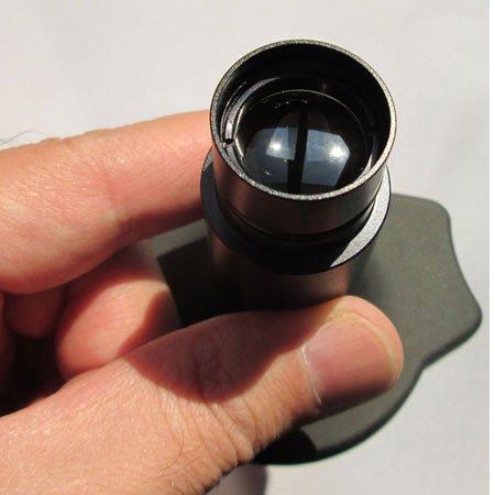 نمای دیگر از لنز دوربین 5 مگاپیکسلی مخصوص انواع میکروسکوپ بیولوژی
