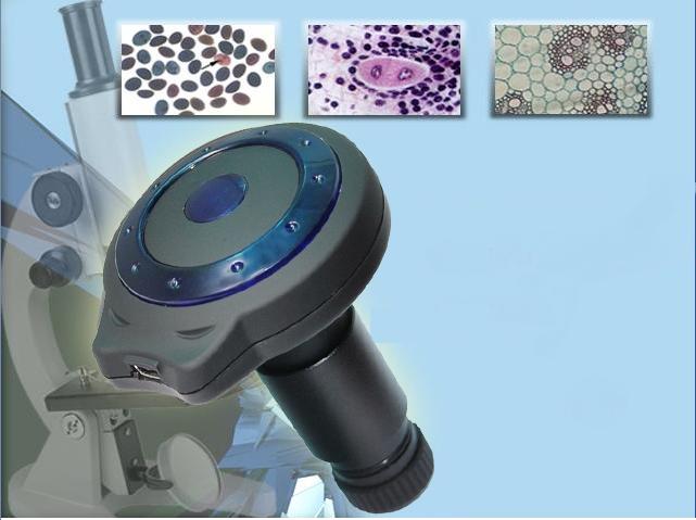 تهیه عکس یا فیلم از میکروسکوپ – چگونگی تهیه عکس از نمونه مورد مشاهده در میکروسکوپ؟